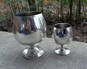 Vintage Trophies Antique Silver Plate Nautical Trophy Engraved Silver Vase Nautical Beach Decor Wedding Decor Table Settings Lake Martin