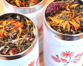 0408 Wholesome Cleanse Loose Leaf Organic  herbal detox Tea