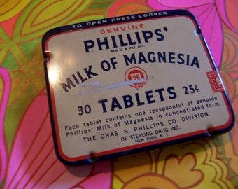 phillips milk of magnesia tin