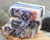 Garden Blend Scented Cold Process Soap - Fruit and Floral