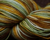 Firefly Inspired Jayne Sock Yarn Superwash Merino Fingering Weight