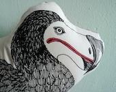 RESERVED FOR SANDRA Stuffed Dodo Bird