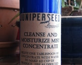 Cleanse and Moisturize Mist for Cloth Diapering Baby - 4 oz. of Concentrated Refill
