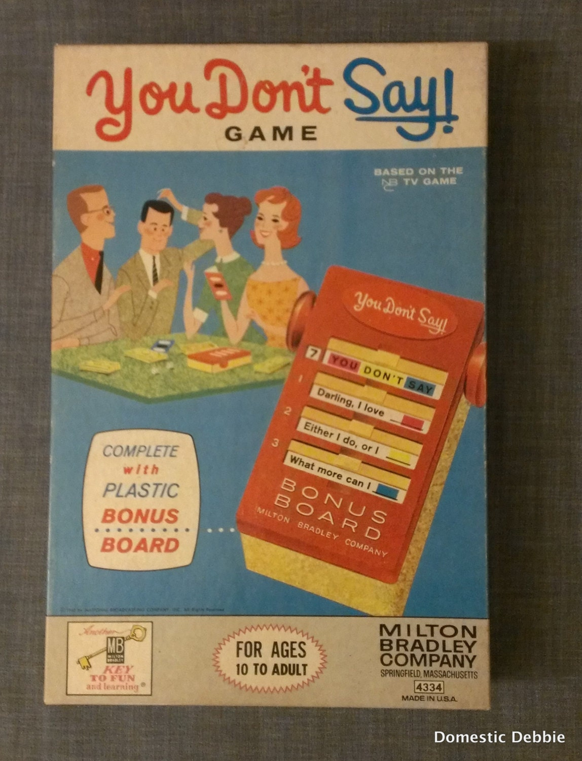 273 best images about 1960s Toys on Pinterest   Toys ...  1960 Board Games List