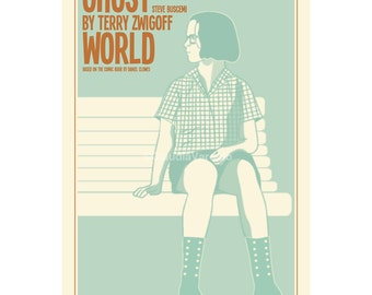 Ghost World 12x18 inches movie poster