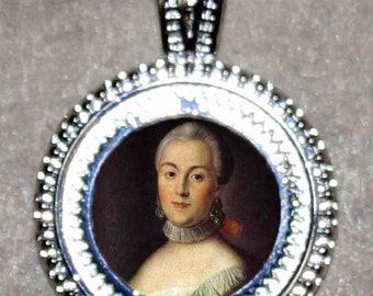 Catherine the Great Pendant