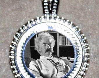 Mark Twain Pendant