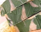 Aloe Vera Cucumber Goats Milk Soap