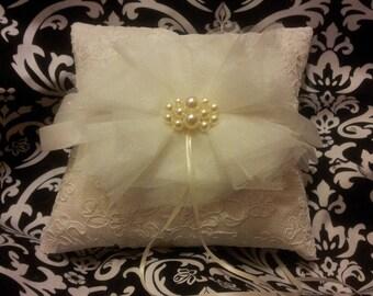 Paola Ring Bearer Pillow