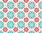 Riley Blake Designs Apple Of My Eye by The Quilted Fish C2893 Petals in Red
