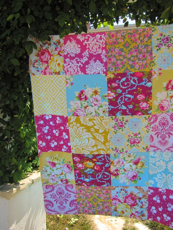 32x40 Jennifer Paganelli Circa Baby Blanket Made to Order