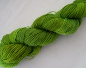 Sweet Pea - Superwash Wool/Nylon Blend Sock Yarn - Big Foot Skein (500 yds/4.6 oz)
