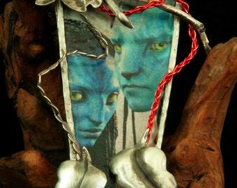 Jewelry Genius meets Avatar pendant