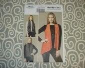 Vogue vest pattern