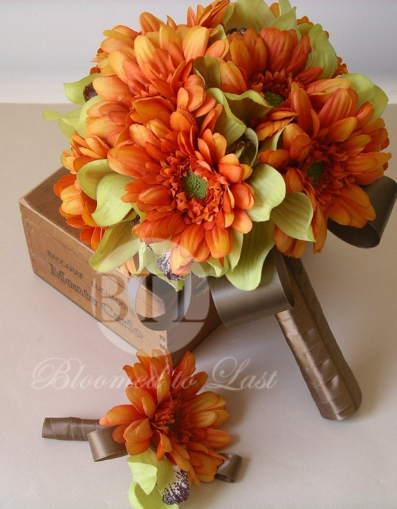 Fall Gerbera Daisy Bouquet Unavailable Lis...