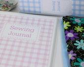 Printable Sewing Binder Set Sewing Journal Pages