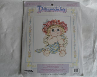 Embroidery Needle Kit Snuggle Blanket Dreamsicles