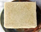 Sulfur Soap by Aquarian Bath - vegan soap - No added fragrance - sulphur