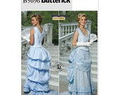 Butterick Patterns B5696 Misses' Top and Skirt, Size EE (14-16-18-20)