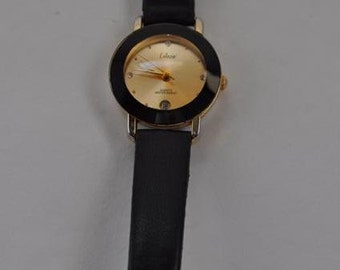 Colezio Watch with Gold Face