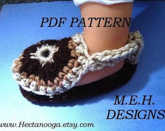 baby sandals crochet pattern, baby booties, boy sandals, Baby boy shoes, number 17,  Little Bohemian Sandals,  instant download