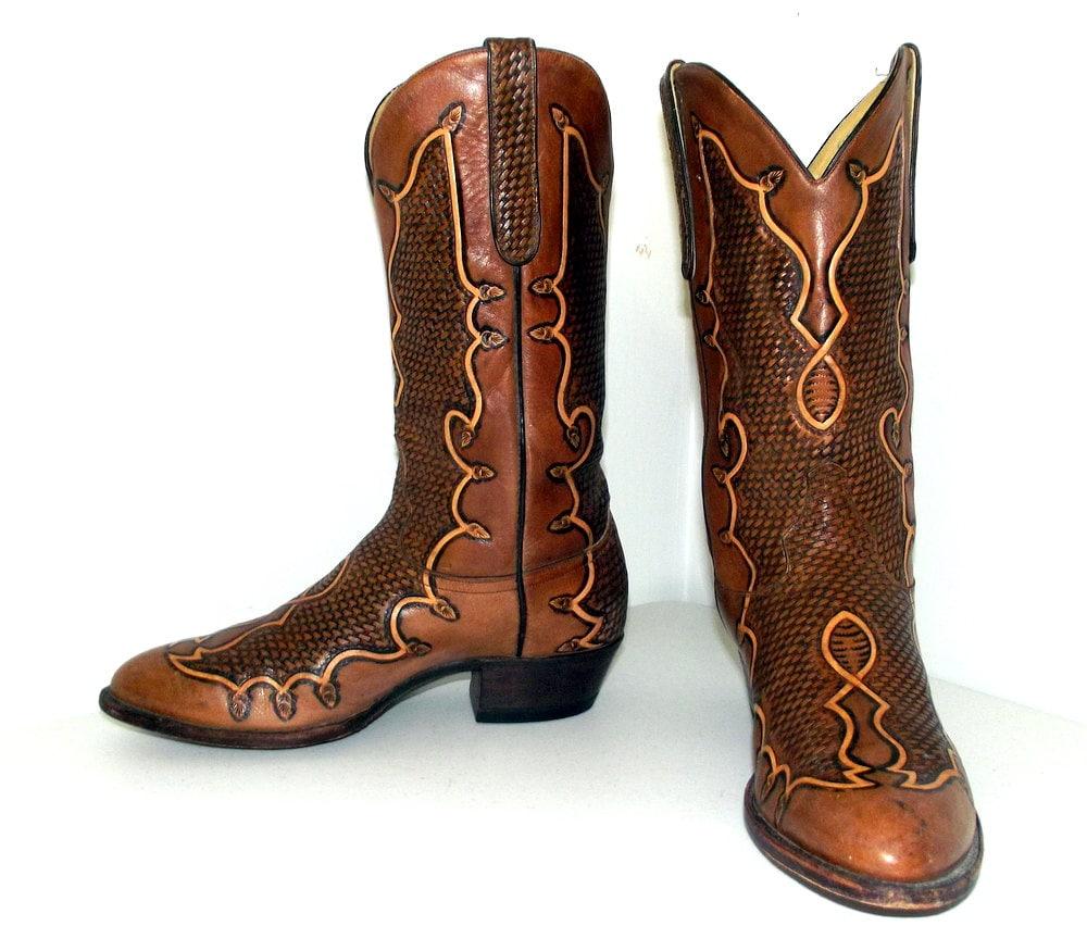 Small Dog Cowboy Boots
