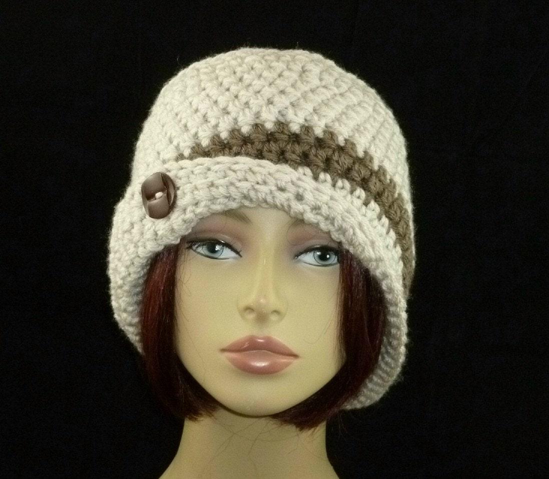 Crochet Hat Pattern For Women Womens Hat Patterns