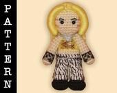 Crochet Pattern - Amigurumi Hedwig