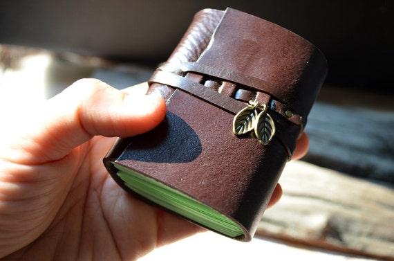 Chocolate Mint & MiniBook A8