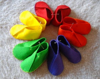 Wool Baby Slippers ON SALE