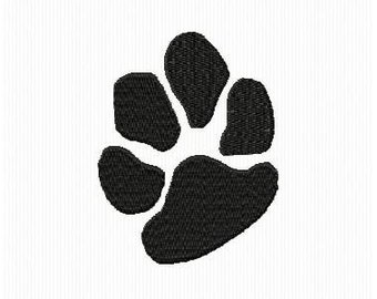 Dog Animal Paw Print Machine Embroidery Designs 4x4 Instant Download Sale