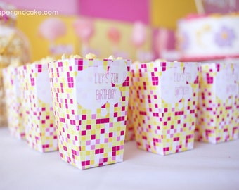 Spa Party PRINTABLE Birthday Party Collection - You Customize EDITABLE TEXT >> Instant Download | Paper and Cake