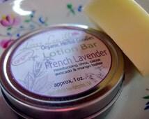 Spring Feaver Sale Organic Solid Lotion Bar- Lavender Lotion Bar- Natural Lotion Bar| Homemade Lotion Bar.Shea Butter|Mango Butter|Avocado O