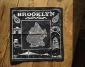 Discontinued version of Brooklyn bandanna - black