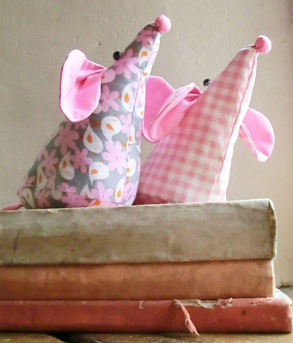 Mouse Doorstop Sewing Pattern Pdf For Mouse By Ruthmaddock
