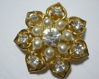 Brooch Sarah Coventry Vintage 1980's