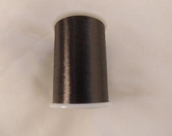 Signature Transparent Machine Quilting Thread in Smoke