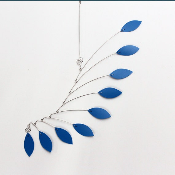 Blue Baby Mobile - Perfect for the Nursery or Boys Room