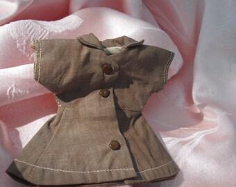Vintage Teri Lee Brownie Dress