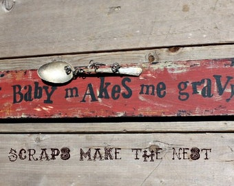 Cute Kitchen Sign--SoUtHeRn SaYiNg