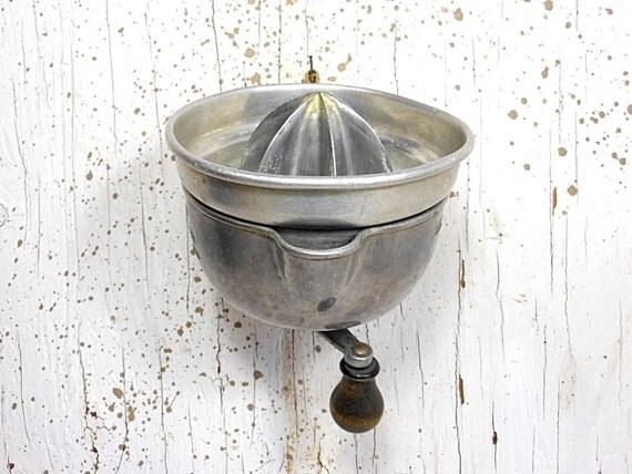 Dazey Fruit Juicer ~ Reserved for sreithel vintage dazey super by