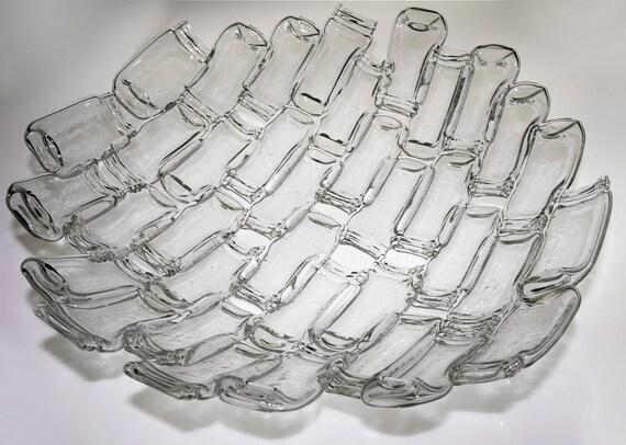 Upcycled Bottles - 6 dram Multi Vial Bowl