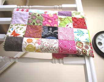 Heirloom Baby Quilt no. 3