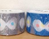 mt washi masking tape - hana hane - butterfly - designer mt x mina perhonen - summer collection 2013