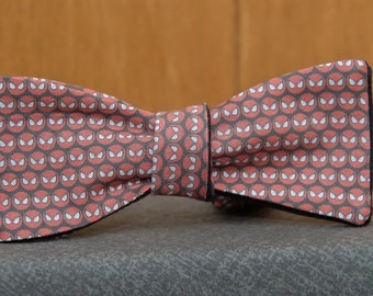 Spider-Man Micro  Bow Tie
