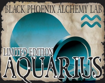 Aquarius 2007 Perfume Oil - 5ml - Black Phoenix Alchemy Lab