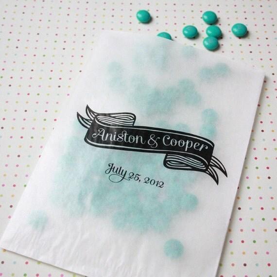 Wedding Bag Design (printable)