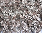 100 Metallic  Round Shape Sequins......crimpled effect/KBRS076