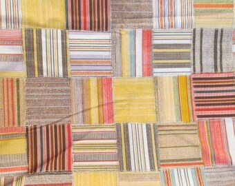 Vintage Fabric 1 yard x 44 inches more available Sale