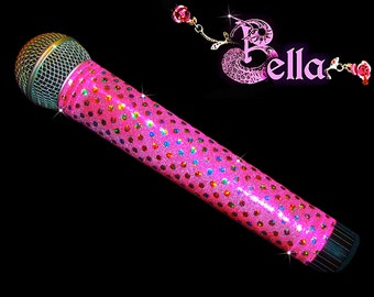 SPARKLE  MICROPHONE COVER (Bella) for Cordless Microphones
